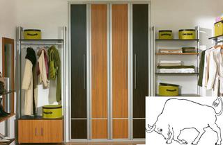 faltschiebet r taurus f r schr nke komplett sortiment. Black Bedroom Furniture Sets. Home Design Ideas