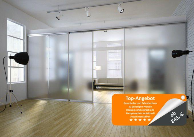 Raumteiler Aus Glas schiebetüren und raumteiler glasschiebetüren bei tuersystem24.de